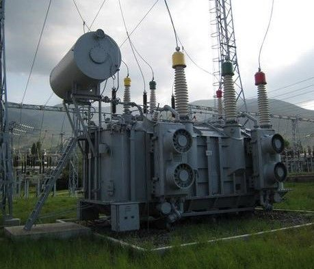 Трансформатор ТД 10000 кВА 38,5 кВ/6,3 кВ