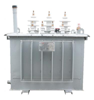 Трансформатор ТМГ 25 кВА 20 кВ (Cu/Cu)